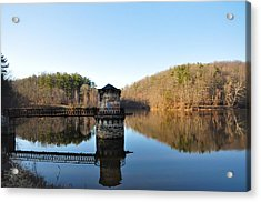 Antietam Creek Acrylic Print by Bill Cannon