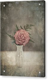 Antiquated Romance Acrylic Print