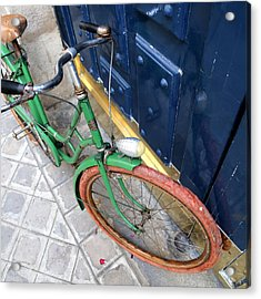 Antique Bicycle 2 Acrylic Print
