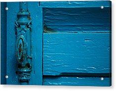 Antique Doorknob Acrylic Print