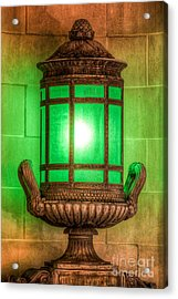 Antique Lantern Acrylic Print