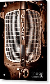 Antique Oliver 70 Acrylic Print
