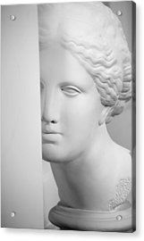 Acrylic Print featuring the photograph Antique Sculpture by Andrey  Godyaykin