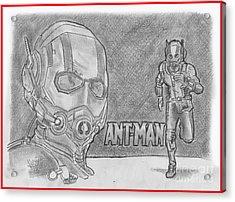 Antman Acrylic Print