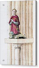 Antoine Des Essarts Acrylic Print