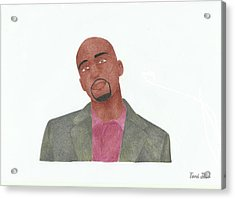 Antwon Tanner Acrylic Print
