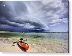 Any Port In A Storm Acrylic Print