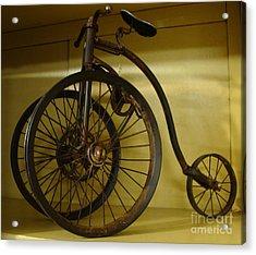 Anyone For A Bike Ride?  Acrylic Print by Rod Jellison