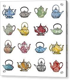Anyone For Tea Acrylic Print