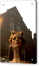 Anywhere But Here Acrylic Print by Jez C Self