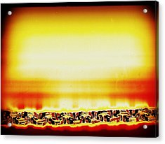 Apocalypse Captured Acrylic Print by Dolly Mohr