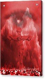 Apocalypse Acrylic Print by Jason Williams