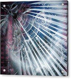 Apocalypse Acrylic Print by Leigh Odom