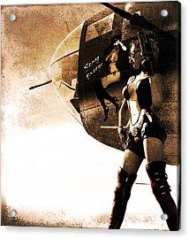 Apocalypse War 1 Acrylic Print