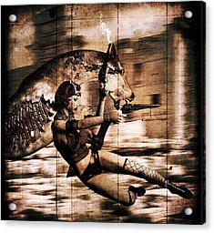 Apocalypse War 3 Acrylic Print