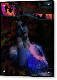 Apocalyptia Acrylic Print by Adam Kissel