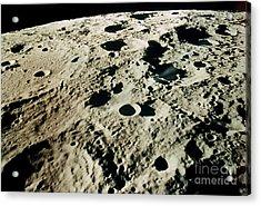 Apollo 15: Moon, 1971 Acrylic Print by Granger