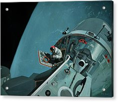 Apollo Acrylic Print by Arild Amland