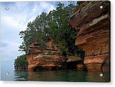 Apostle Islands National Lakeshore Acrylic Print