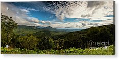 Appalachian Foothills Acrylic Print