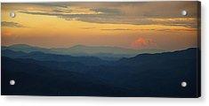 Appalachian Sky Acrylic Print