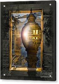 Apparition Acrylic Print by Chuck Brittenham