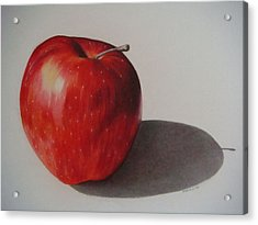 Appealing Acrylic Print by Daniela Rioux