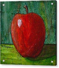Apple #4 Acrylic Print