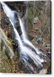 Acrylic Print featuring the photograph Apple Orchard Falls by Alan Raasch