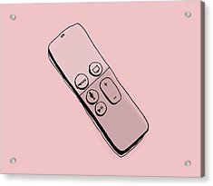 Apple Tv Acrylic Print