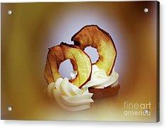 Apple View Acrylic Print by Afrodita Ellerman