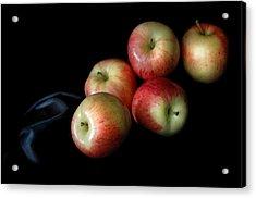Appleanche Acrylic Print by Dan Holm