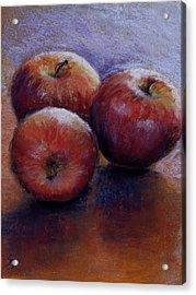 Apples IIi Acrylic Print