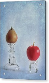 Apples To Pears Acrylic Print