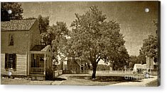 Acrylic Print featuring the photograph Appomattox by Pete Hellmann