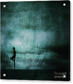 Approaching Dark Acrylic Print