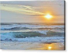 April Sunrise  Acrylic Print