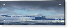 apron in southern Iceland 1 Acrylic Print by Rudi Prott