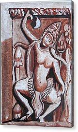 Apsara-3 Acrylic Print