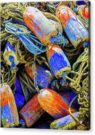 Aqua Hedionda Acrylic Print