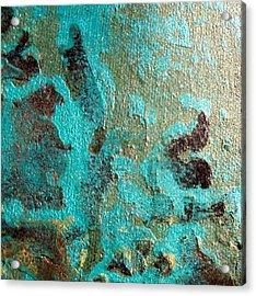 Aquafina Acrylic Print