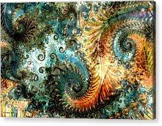 Aquatica Acrylic Print