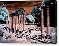 Aquileia, Roman Forum Acrylic Print