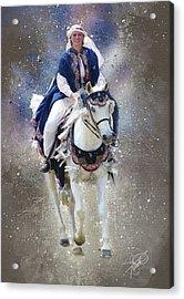 Arabian Nights Acrylic Print by Tom Schmidt