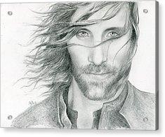 Aragorn Acrylic Print