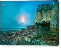 Aran Nights Acrylic Print
