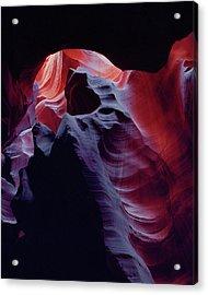 Arc Light-v Acrylic Print