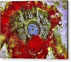 Iron Man 2 Acrylic Print