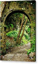 Arch Acrylic Print by Gaspar Avila