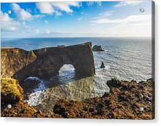 Acrylic Print featuring the photograph Arch by James Billings